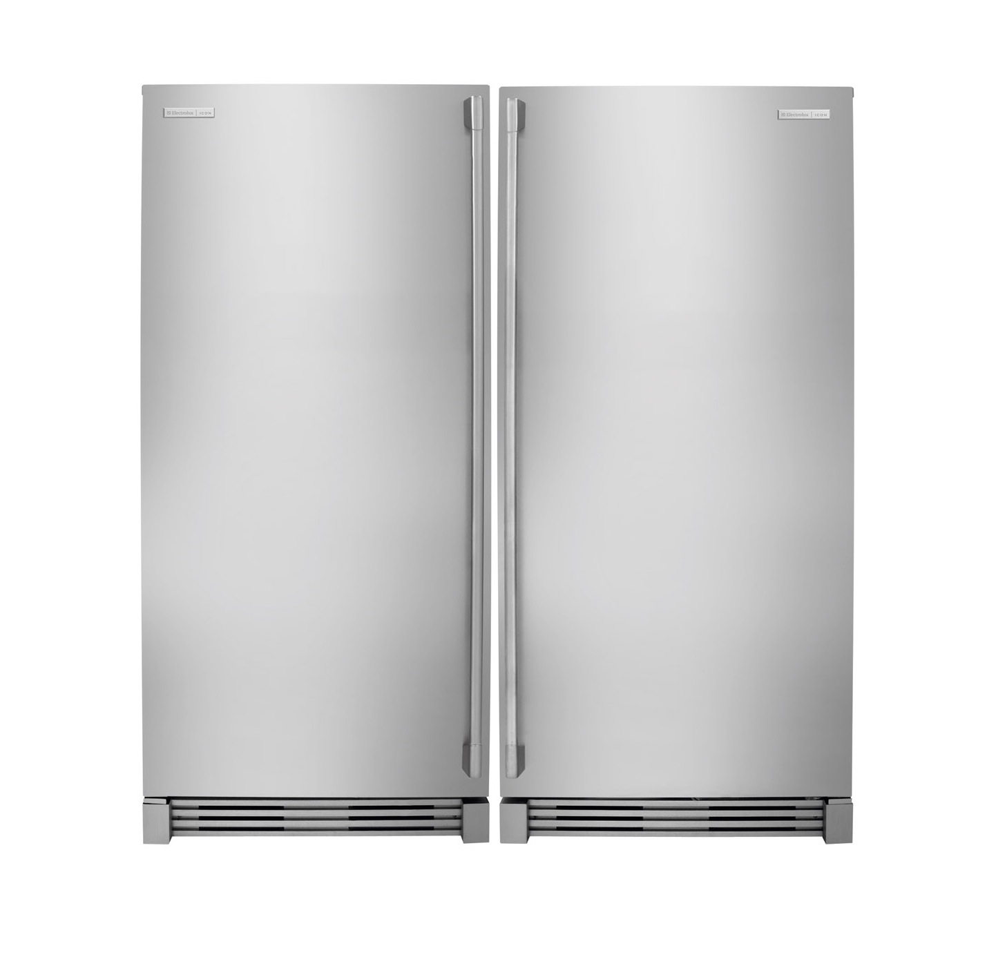 New Electrolux Icon Stainless Steel Refrigerator Freezer Combo with Trimkit