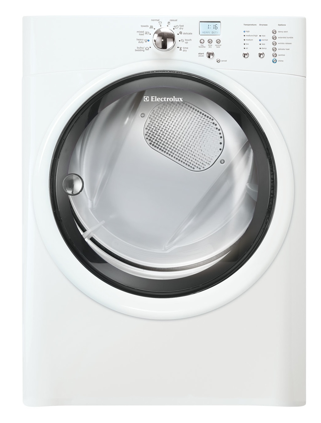Electrolux White Front Load Washer And Electric Dryer Laundry Set W  Pedestals