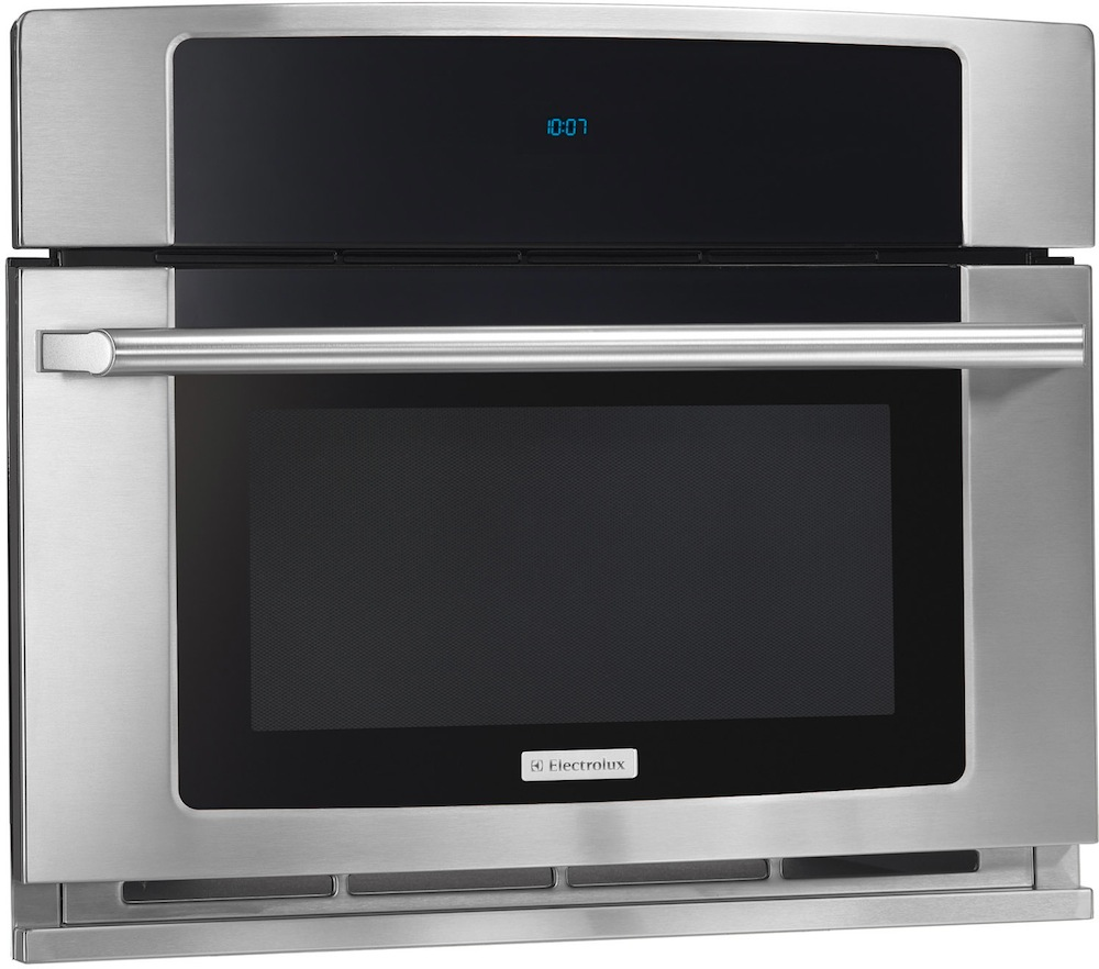 New Electrolux 27 Quot 27 Inch Stainless Steel Wave Touch Wall