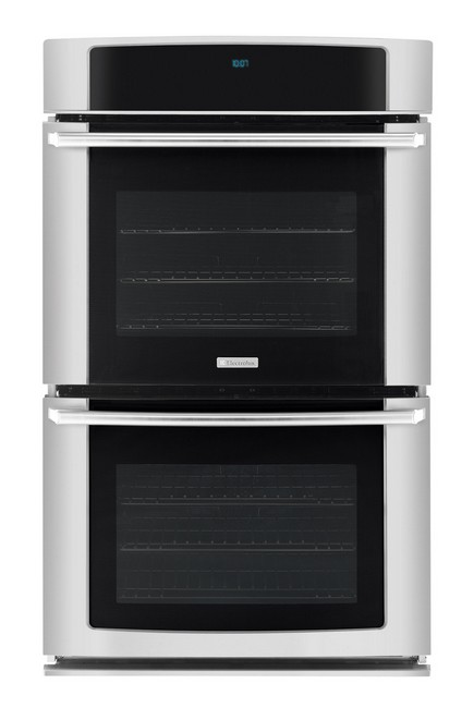 """New Electrolux 30"""" 30 inch Stainless Steel Electric Double Wall Oven EW30EW65GS"""