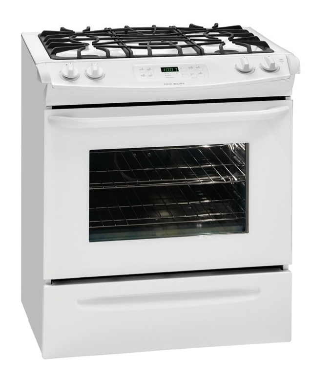 Frigidaire 24 - Clean gas range keep looking new ...