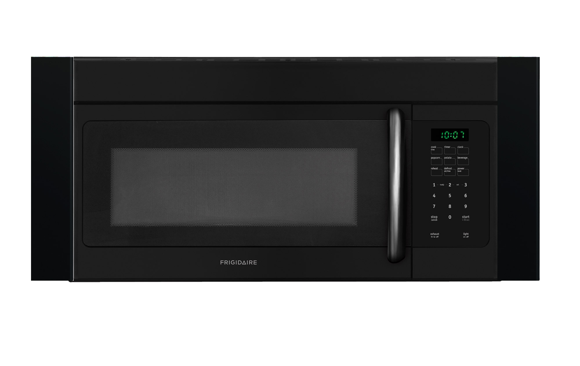 Frigidaire black over the range 36 36 inch microwave ffmv162lb mf3 bl ebay - Red over the range microwave ...