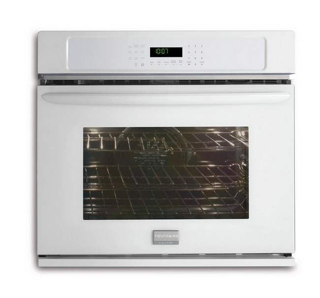 New Frigidaire Gallery 30 Quot 30 Inch White Convection Wall