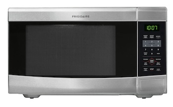 about Frigidaire 1.1 Cu Ft Stainless Steel Countertop Microwave ...