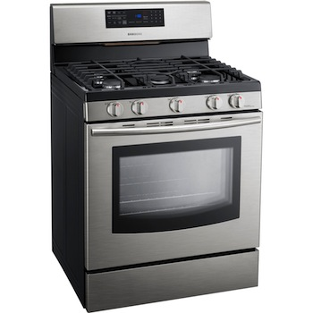 New Samsung Stainless Steel Gas 30 Quot 30 Inch Stove Range
